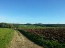 Herfst in de Limburgse heuvels